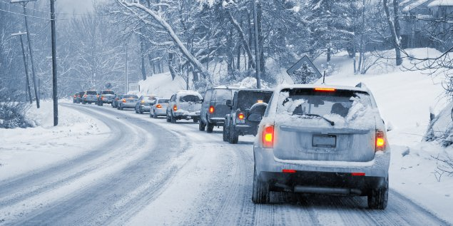 Top 3 reasons why you need winter tires